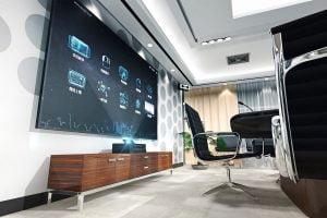Projet bureau des réunions & formations